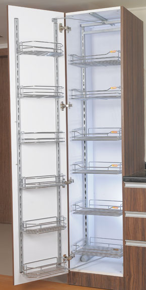 Pantry Unit Modern Kitchen Modular Kitchen Signet