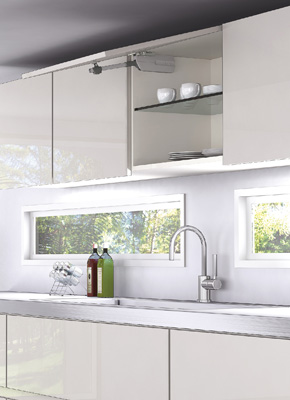 Lift Up Stay Or Lift Assit Stay Modern Kitchen Modular