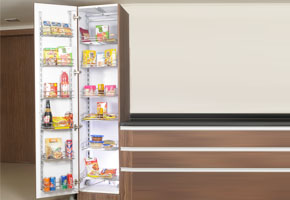 Tall Unit, Vertical Or tall storage unit - Modern Kitchen ...
